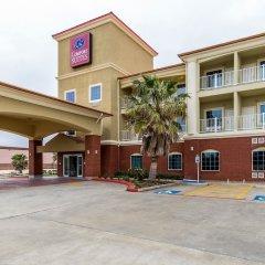 Отель Comfort Suites Galveston США, Галвестон - отзывы, цены и фото номеров - забронировать отель Comfort Suites Galveston онлайн парковка