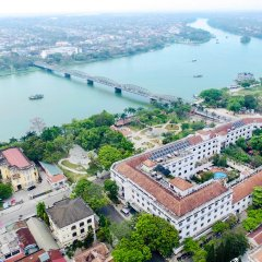 Отель Saigon Morin Вьетнам, Хюэ - отзывы, цены и фото номеров - забронировать отель Saigon Morin онлайн пляж