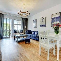 Апартаменты Lion Apartments - Monte Deluxe Сопот комната для гостей фото 3