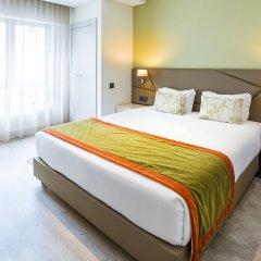 Отель Empire Lisbon Hotel Португалия, Лиссабон - отзывы, цены и фото номеров - забронировать отель Empire Lisbon Hotel онлайн комната для гостей фото 5