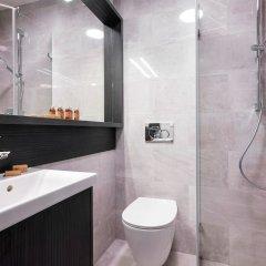 Отель Logos Польша, Краков - отзывы, цены и фото номеров - забронировать отель Logos онлайн ванная фото 2