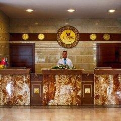 Liparis Resort Hotel & Spa интерьер отеля фото 3