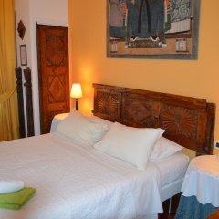 Отель Domitilla Генуя сейф в номере