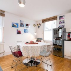 Отель Good Size 2 Bedroom in a Perfect Location Великобритания, Лондон - отзывы, цены и фото номеров - забронировать отель Good Size 2 Bedroom in a Perfect Location онлайн фото 2