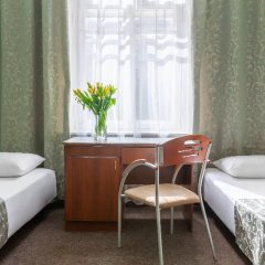 Гостиница Турист 2* Стандартный номер с двуспальной кроватью фото 7