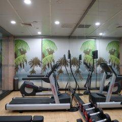 Shanghai Donghu Hotel фитнесс-зал фото 2