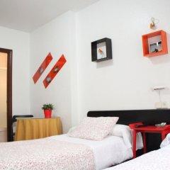 Отель Pension Las Rias комната для гостей