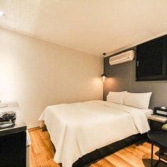 Hotel WO Chungjeongro комната для гостей