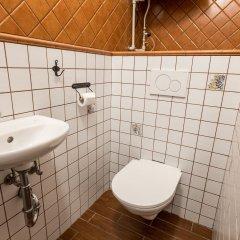 Отель Aparthotel Davids Чехия, Прага - отзывы, цены и фото номеров - забронировать отель Aparthotel Davids онлайн ванная