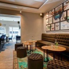 Отель Boutique 026 Hannover Central гостиничный бар