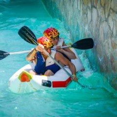 Waterplanet Hotel & Aquapark Окурджалар спортивное сооружение