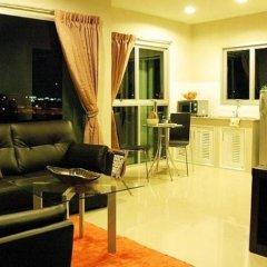 Апартаменты Bangkok Living Apartment Бангкок интерьер отеля фото 2