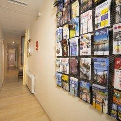 Отель Ciudad Condal Paseo de Gracia Испания, Барселона - отзывы, цены и фото номеров - забронировать отель Ciudad Condal Paseo de Gracia онлайн интерьер отеля фото 4