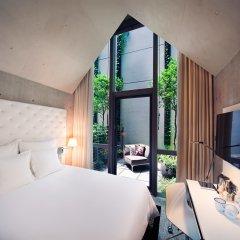 Отель M Social Singapore комната для гостей