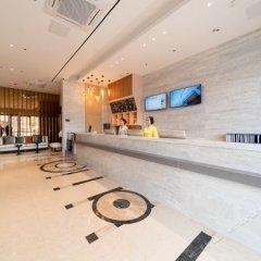 City Convenient Hotel (Guangzhou Xiamao Bus Passenger Station Shop) интерьер отеля фото 3
