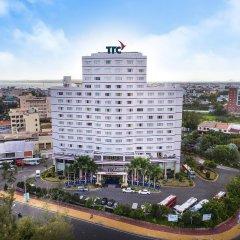 Отель Park Diamond Hotel Вьетнам, Фантхьет - отзывы, цены и фото номеров - забронировать отель Park Diamond Hotel онлайн вид на фасад