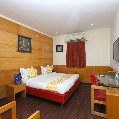 OYO 11332 Hotel Daffodils Inn сейф в номере