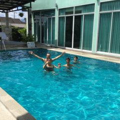 Отель Saranya River House бассейн фото 2