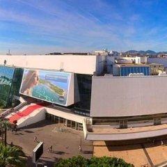 Отель Le Mistral Франция, Канны - отзывы, цены и фото номеров - забронировать отель Le Mistral онлайн бассейн фото 2