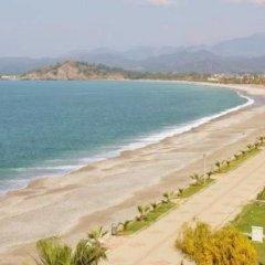 Imparator Турция, Олудениз - 6 отзывов об отеле, цены и фото номеров - забронировать отель Imparator онлайн пляж