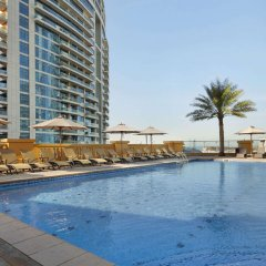 Ramada Hotel & Suites by Wyndham JBR Дубай бассейн фото 3