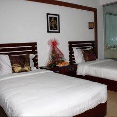 SSS Manhao Hotel комната для гостей