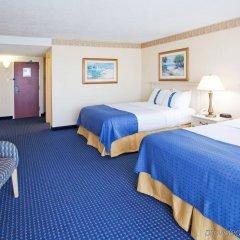 Отель Holiday Inn Lido Beach, Sarasota комната для гостей фото 2