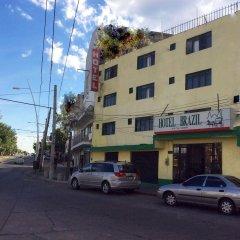 Hotel Brazil парковка