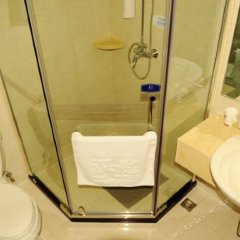Отель Hanting Express Ying Tan Centre Square ванная фото 2