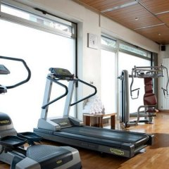 Quality Hotel Delfino Venezia Mestre фитнесс-зал
