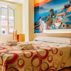 Отель Pension Teresa Калаорра комната для гостей фото 3