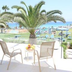 Отель Odessa Beach Протарас балкон