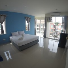 Отель B Ber House Таиланд, Краби - отзывы, цены и фото номеров - забронировать отель B Ber House онлайн комната для гостей фото 3