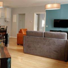 Отель Kimi Apartments Австрия, Вена - отзывы, цены и фото номеров - забронировать отель Kimi Apartments онлайн комната для гостей фото 2