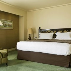 Отель Sofitel Cairo Nile El Gezirah сейф в номере
