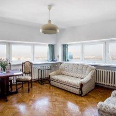 Апартаменты P&O Apartments Zgoda Варшава комната для гостей фото 4