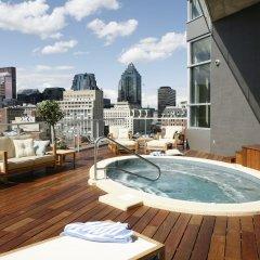 Отель Le Crystal Montreal Канада, Монреаль - отзывы, цены и фото номеров - забронировать отель Le Crystal Montreal онлайн бассейн