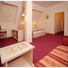 Гостиница Колибри Стандартный номер с двуспальной кроватью фото 12