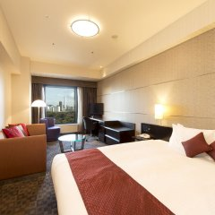 Hotel Villa Fontaine Tokyo-Shiodome комната для гостей фото 5