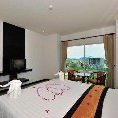 Отель Apk Resort 3* Стандартный номер фото 3