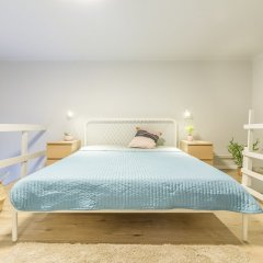 Апартаменты Vanilla Apartment комната для гостей