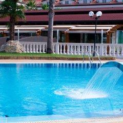 Tyrrenian Park Hotel Амантея бассейн фото 2