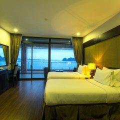 Отель Moon Bay Ha Long комната для гостей фото 4