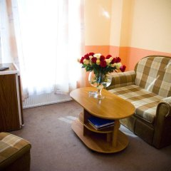 Гостиница Nautilus Inn комната для гостей фото 3