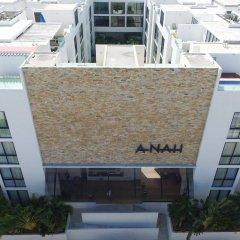 Отель Anah Suites By Turquoise Плая-дель-Кармен пляж