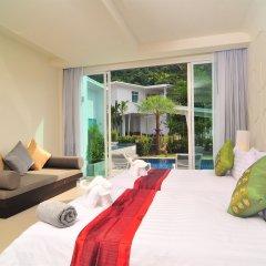 Отель The Palmery Resort and Spa Таиланд, Пхукет - 2 отзыва об отеле, цены и фото номеров - забронировать отель The Palmery Resort and Spa онлайн комната для гостей фото 2