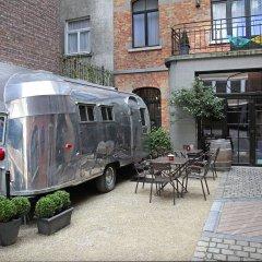 Hotel Vintage Airstream Брюссель спортивное сооружение
