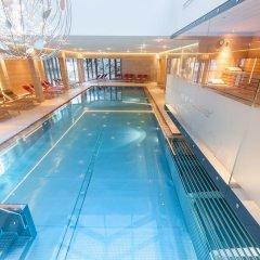 Отель TYROLERHOF Хохгургль бассейн