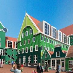 Отель Inntel Hotels Amsterdam Zaandam Нидерланды, Занстад - отзывы, цены и фото номеров - забронировать отель Inntel Hotels Amsterdam Zaandam онлайн вид на фасад