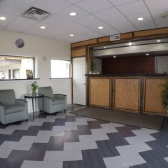 Отель Motel 6 Elizabeth - Newark Liberty Intl Airport США, Элизабет - отзывы, цены и фото номеров - забронировать отель Motel 6 Elizabeth - Newark Liberty Intl Airport онлайн помещение для мероприятий